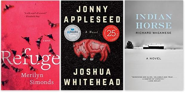 #canadaFBM2020 Buchmesse Ehrengast - beste Bücher kanadische Literatur CanLit - Merilyn Simonds, Joshua Whitehead, Richard Wagamese