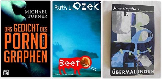 #canadaFBM2020 Buchmesse Ehrengast - beste Bücher kanadische Literatur CanLit - Michael Turner, Ruth Ozeki, Jane Urquhart