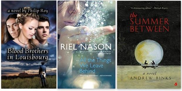 #canadaFBM2020 Buchmesse Ehrengast - beste Bücher kanadische Literatur CanLit - Philip Roy, Riel Nason, Andrew Binks