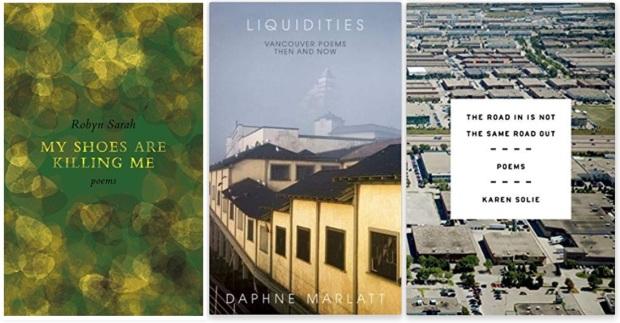 #canadaFBM2020 Buchmesse Ehrengast - beste Bücher kanadische Literatur CanLit - Robyn Sarah, Daphne Marlatt, Karen Solie