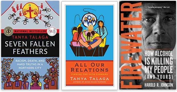 #canadaFBM2020 Buchmesse Ehrengast - beste Bücher kanadische Literatur CanLit - Tanya Talaga, Harold R. Johnson