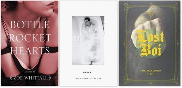 #canadaFBM2020 Buchmesse Ehrengast - beste Bücher kanadische Literatur CanLit - Zoe Whittall, Daniel Allen Cox, Sassafras Lowrey