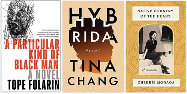 04 Diversity Literature 2019 Tope Folarin, Tina Chang, Cherrie Moraga