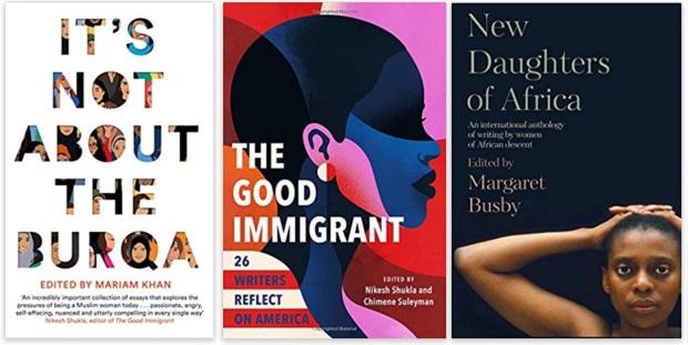 08 Diversity Literature 2019 Mariam Khan, Nikesh Shukla, Chimene Suleyman, Margaret Busby