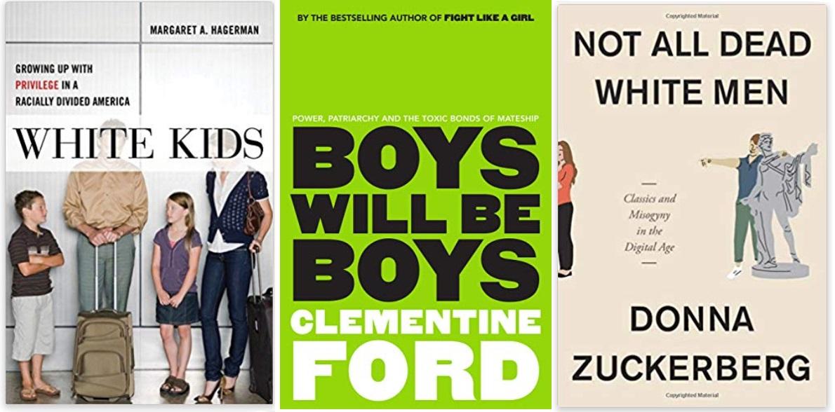 09 Diversity Literature 2019 Margaret Hagerman, Clementine Ford, Donna Zuckerberg