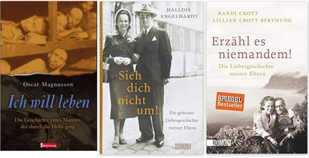 11 Norwegen Gastland Ehrengast Frankfurter Buchmesse 2019 - Oscar Magnusson Ich will Leben, Halldis Engelhardt Sieh dich nicht um! Randi Crott Lillian Crott Berthung Erzähl es niemandem!
