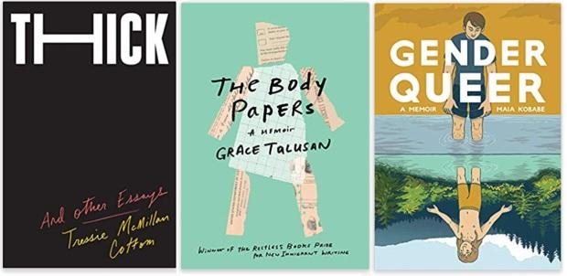13 Diversity Literature 2019 Tressie McMillan Cottom, Grace Talusan, Maia Kobabe