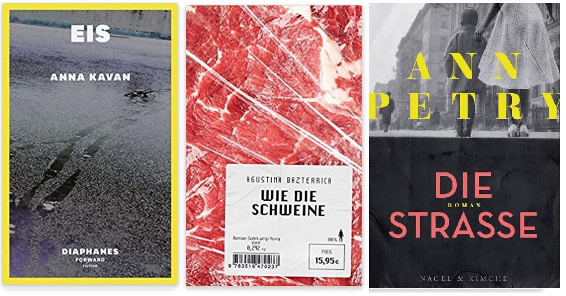 02 2020 Bücher des Jahres, Romane des Jahres - Anna Kavan, Agustina Batzerrica, Ann Petry