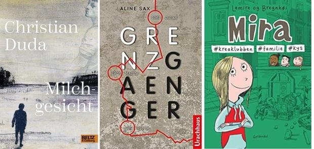 02 2020 Jugendbuch Kinderbuch Young Adult - Christian Duda, Aline Sax, Sabine Lemire