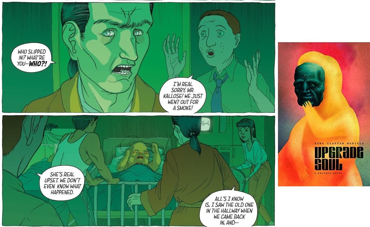 02 b Comics des Jahres - Upgrade Soul