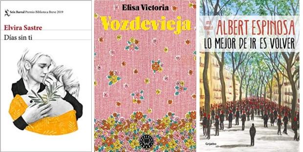 02 Spanien, Ehrengast Gastland Frankfurter Buchmesse 2021 - Spanische Literatur Elvira Sastre, Elisa Victoria, Albert Espinosa