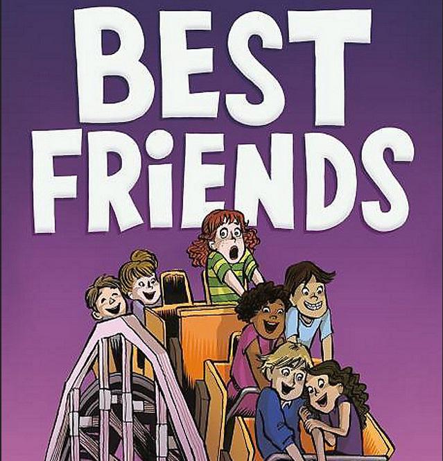 03 Comics des Jahres - Best Friends