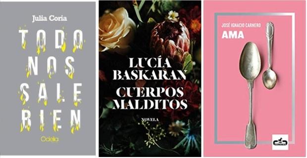 03 Spanien, Ehrengast Gastland Frankfurter Buchmesse 2021 - Spanische Literatur Julia Coria, Lucia Baskaran, Jose Ignacio Carnero