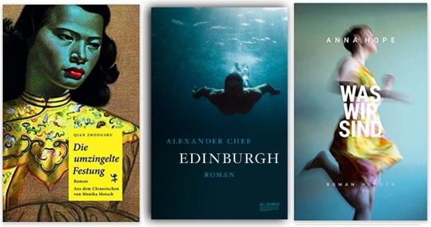 04 2020 Bücher des Jahres, Romane des Jahres - Qian Zhongshu, Jean Stafford, Alexander Chee, Anna Hope