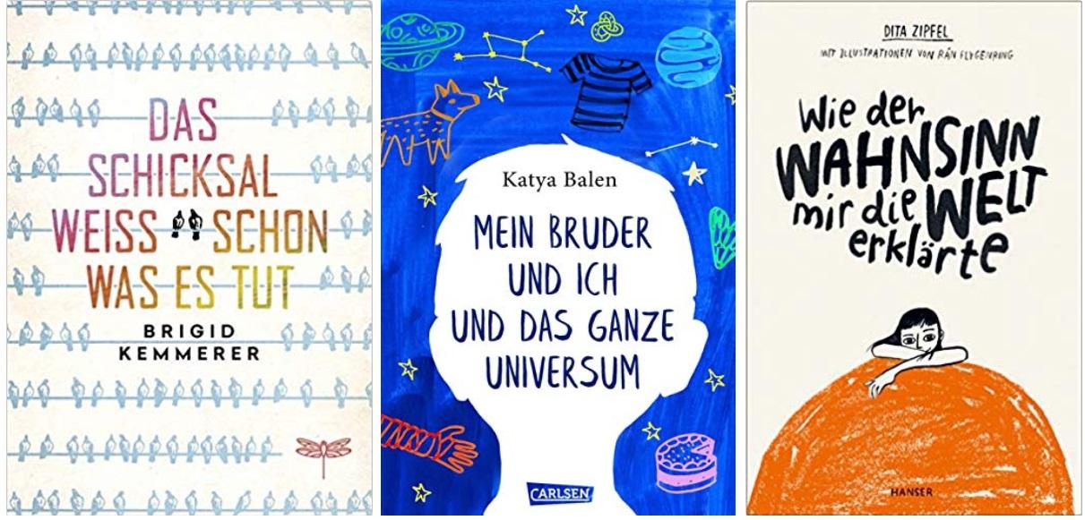 04 2020 Jugendbuch Kinderbuch Young Adult - Brigit Kemmerer, Katya Balen, Dita Zipfel