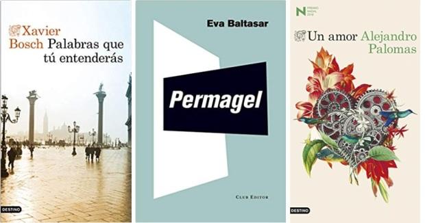 04 Spanien, Ehrengast Gastland Frankfurter Buchmesse 2021 - Spanische Literatur Xavier Bosch, Eva Baltasar, Alejandro Palomas