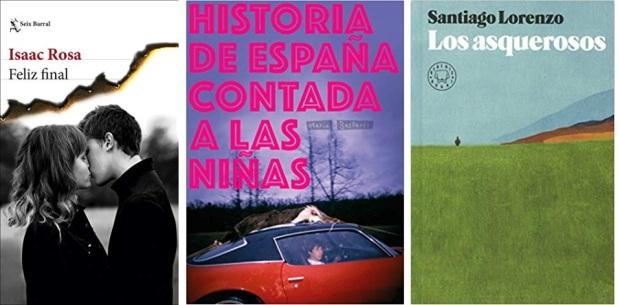 05 Spanien, Ehrengast Gastland Frankfurter Buchmesse 2021 - Spanische Literatur Isaac Rosa, Maria Bastaros, Santiago Lorenzo