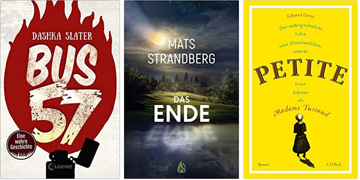 07 2020 Jugendbuch Kinderbuch Young Adult - Dashka Slater, Mats Strandberg, Edward Carey