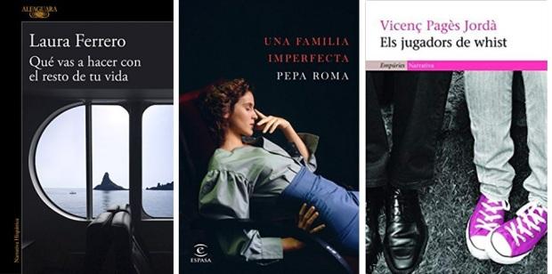 07 Spanien, Ehrengast Gastland Frankfurter Buchmesse 2021 - Spanische Literatur Laura Ferrero, Pepa Roma, Vincenc Pages Jorda
