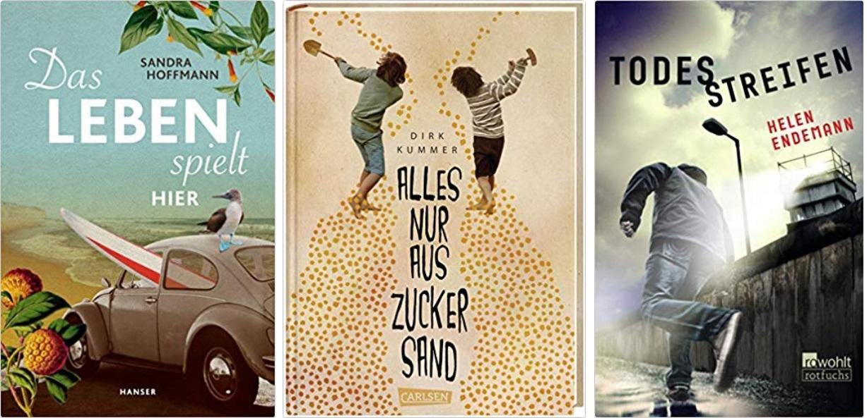 08 2020 Jugendbuch Kinderbuch Young Adult - Sandra Hoffmann, Dirk Kummer, Helen Endemann