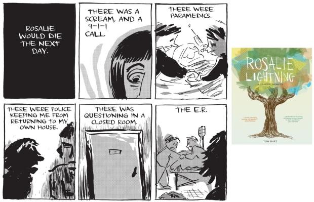 08 b Comics des Jahres - Rosalie Lightning