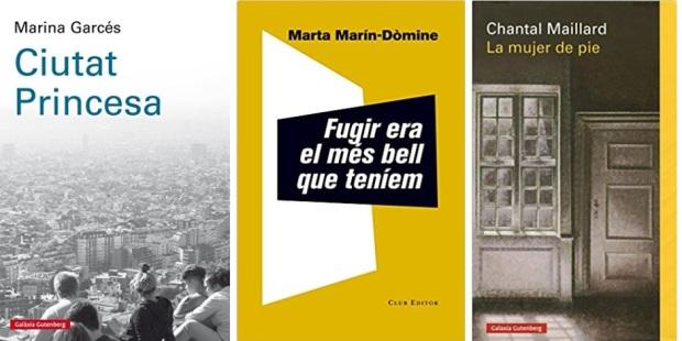 08 Spanien, Ehrengast Gastland Frankfurter Buchmesse 2021 - Marina Garces, Marta Marin-Domine, Chantal Maillard