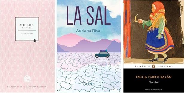 09 Spanien, Ehrengast Gastland Frankfurter Buchmesse 2021 - Pablo Gisbert, Adriana Riva, Emilia Pardo Bazan