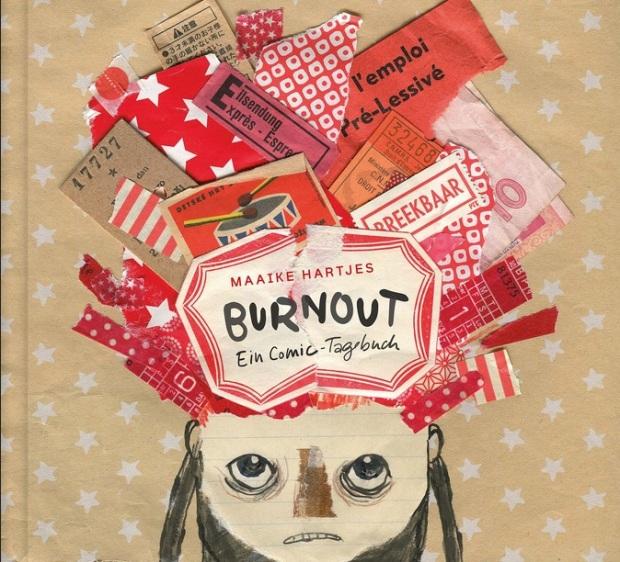 10 Comics des Jahres - Burnout-Tagebuch