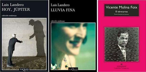 10 Spanien, Ehrengast Gastland Frankfurter Buchmesse 2021 - Luis Landero, Vicente Molina Foix
