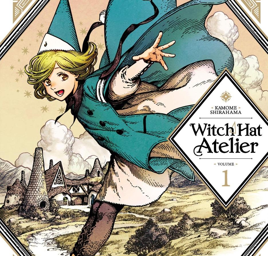 11 Comics des Jahres - Witch Hat Atelier
