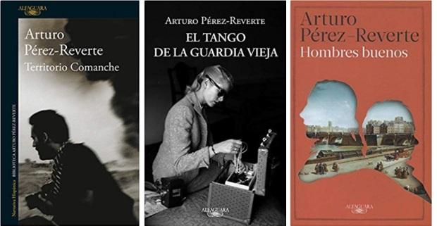 11 Spanien, Ehrengast Gastland Frankfurter Buchmesse 2021 - Arturo Perez-Reverte