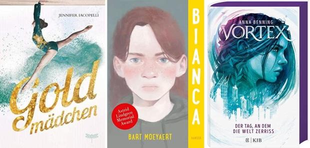 12 2020 Jugendbuch Kinderbuch Young Adult - Jennifer Iacopelli, Bart Moeyaert, Anna Benning