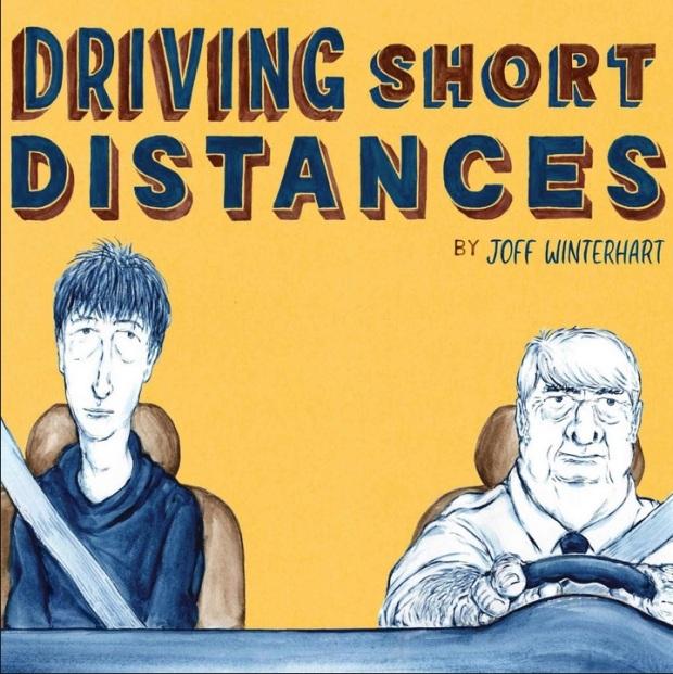 12 Comics des Jahres - Driving Short Distances