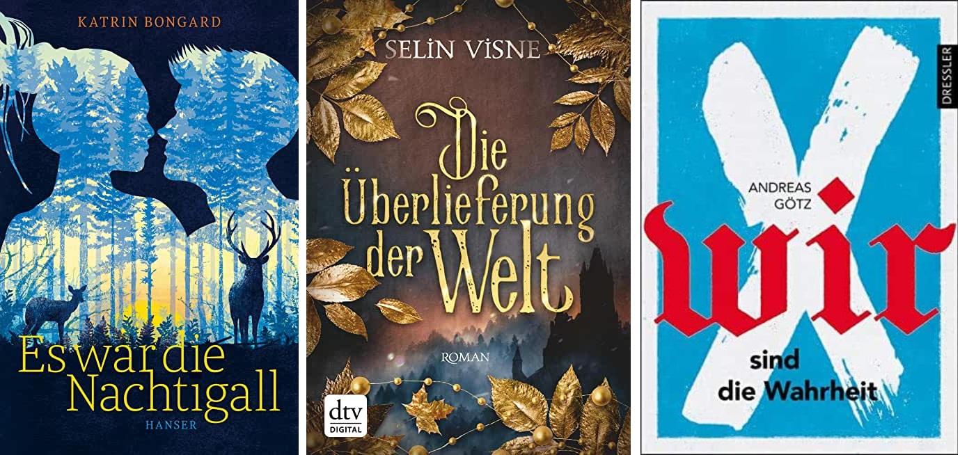 13 2020 Jugendbuch Kinderbuch Young Adult - Katrin Bongard, Selin Visne, Andreas Götz