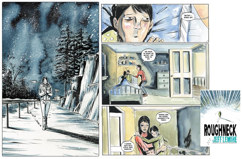 13 b Comics des Jahres - Roughneck