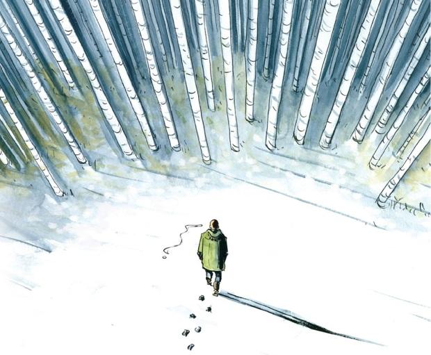 13 Comics des Jahres - Roughneck