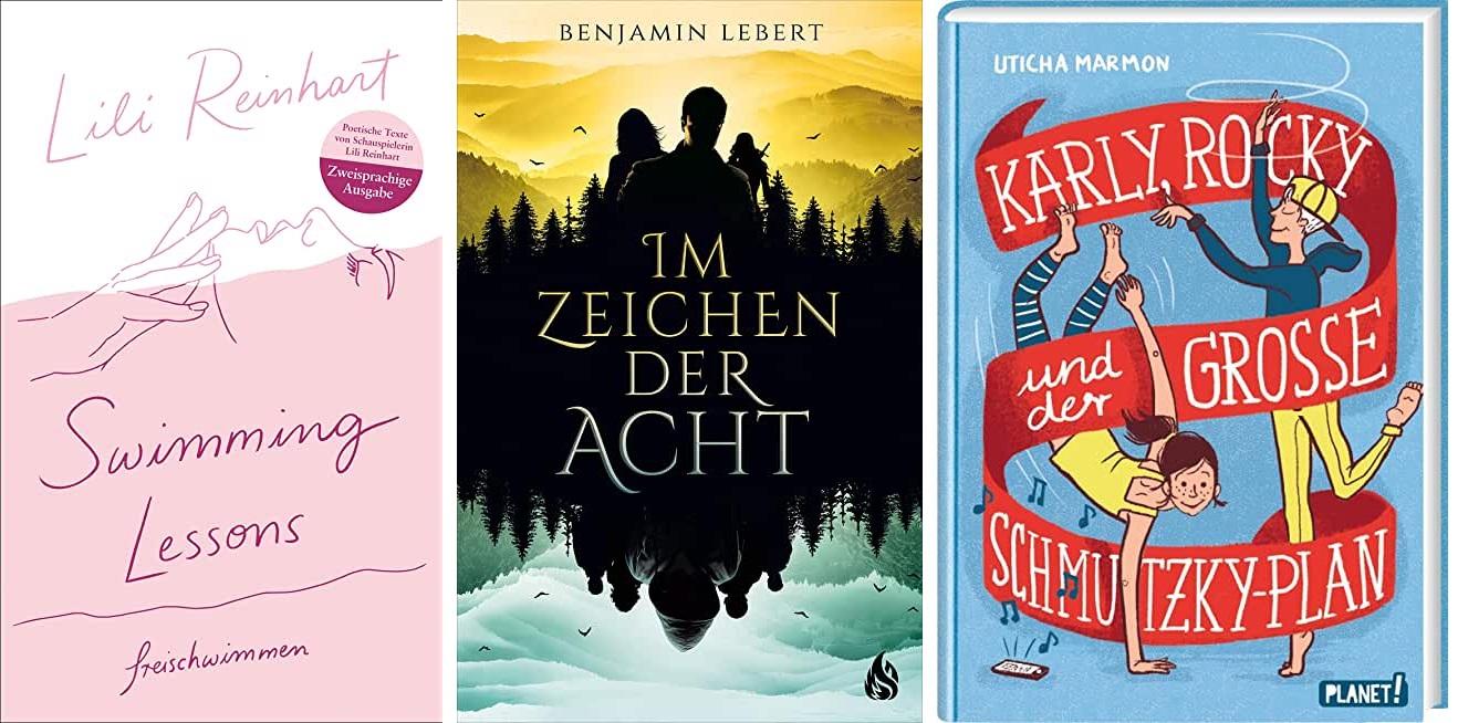14 2020 Jugendbuch Kinderbuch Young Adult - Lili Reinhart, Benjamin Lebert, Uticha Marmon