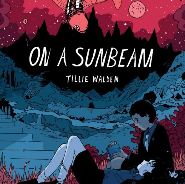 14 Comics des Jahres - On a Sunbeam