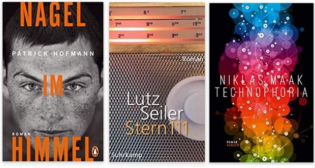 15 2020 Bücher des Jahres, Romane des Jahres - Patrick Hofmann, Lutz Seiler, Niklas Maak
