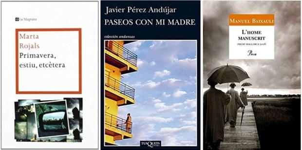 15 Spanien, Ehrengast Gastland Frankfurter Buchmesse 2021 - Marta Rojals, Javier Perez Andujar, Manuel Baixauli