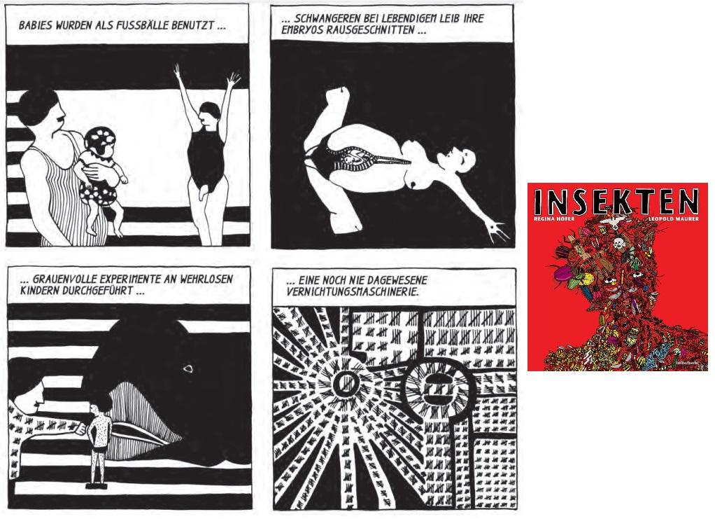 17 b Comics des Jahres - Insekten