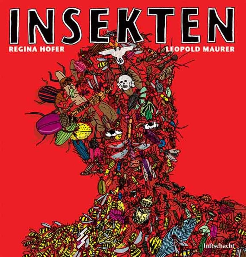 17 Comics des Jahres - Insekten