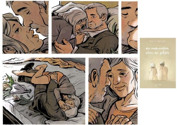 18 b Comics des Jahres - Das unabwendbare Altern der Gefühle