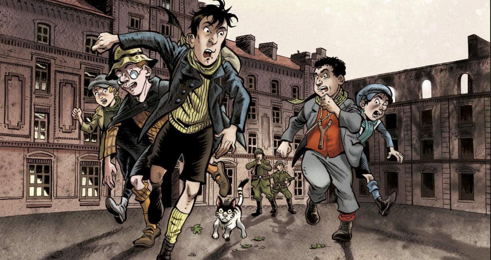 20 Comics des Jahres - Der Krieg der Knirpse