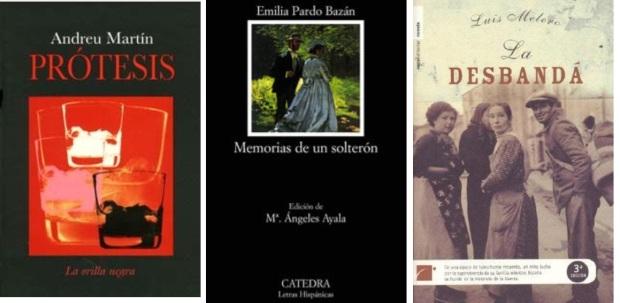 20 Spanien, Ehrengast Gastland Frankfurter Buchmesse 2021 - Andreu Martin, Emilia Pardo Bazian, Luis Melero