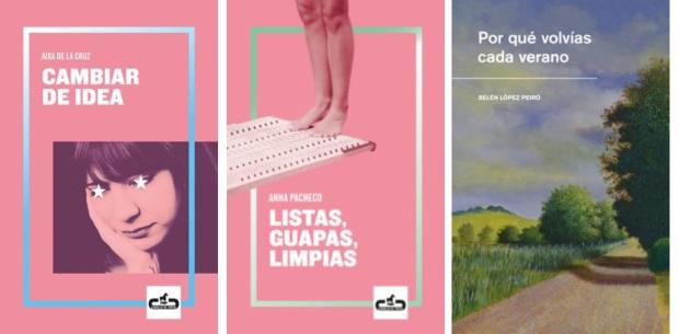 24 Spanien, Ehrengast Gastland Frankfurter Buchmesse 2021 - Aixa de la Cruz, Anna Pachecho, Belen Lopez Peiro