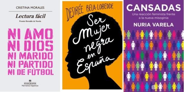 25 Spanien, Ehrengast Gastland Frankfurter Buchmesse 2021 - Cristina Morales, Desiree Bela-Lobedde, Nuria Varela