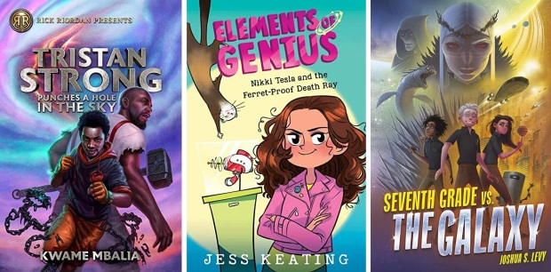 26 2020 Jugendbuch Kinderbuch Young Adult - Kwame Mbalia, Jess Keating, Joshua S. Levy