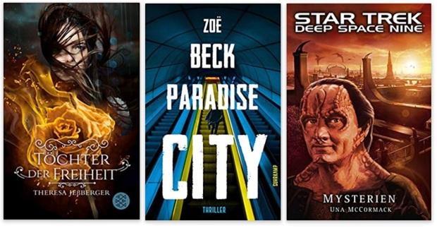 27 2020 Bücher des Jahres, Romane des Jahres - Theresa Jeßberger, Zoe Beck, Una McCormack