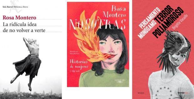 27 Spanien, Ehrengast Gastland Frankfurter Buchmesse 2021 - Rosa Montero, Brigitte Vasallo